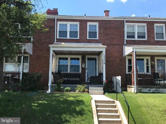 1704 Langport Avenue, DUNDALK, MD 21222 (#MDBC499692) :: Erik Hoferer & Associates