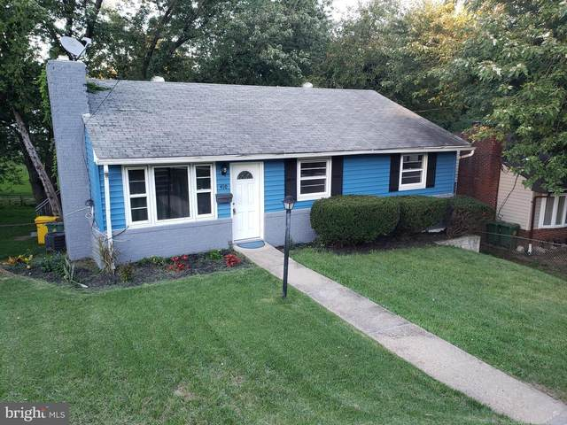 410 Waverly Avenue, BALTIMORE, MD 21225 (#MDAA439994) :: Blackwell Real Estate