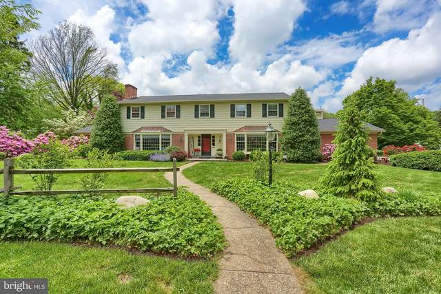 630 N School Lane, Lancaster Twp, PA 17603 (#PALA166430) :: The John Kriza Team
