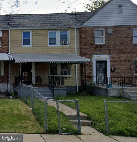 5115 Arbutus Avenue, BALTIMORE, MD 21215 (#MDBA516826) :: The Miller Team