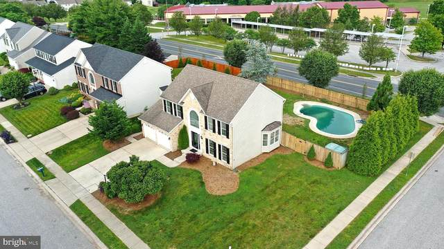 200 Woodbine Court, FOREST HILL, MD 21050 (#MDHR249124) :: Gail Nyman Group
