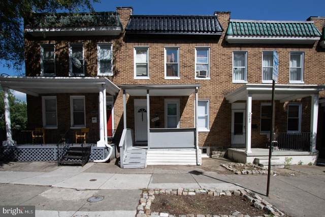 3047 Frisby Street, BALTIMORE, MD 21218 (#MDBA516828) :: The Miller Team