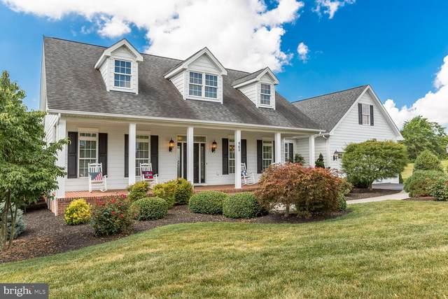 965 Claremont Avenue, ROCKINGHAM, VA 22801 (#VARO101282) :: Dart Homes