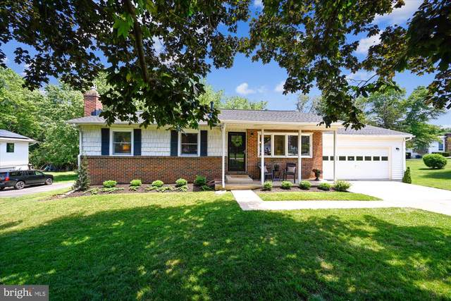 4123 Dee Jay Drive, ELLICOTT CITY, MD 21042 (#MDHW282250) :: John Smith Real Estate Group