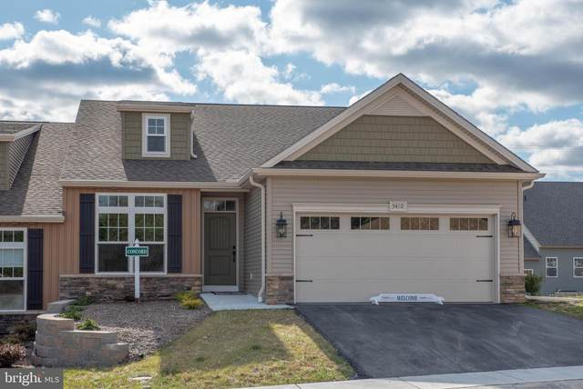 5505 Mendenhall Drive #35, MECHANICSBURG, PA 17050 (#PACB125622) :: The Heather Neidlinger Team With Berkshire Hathaway HomeServices Homesale Realty