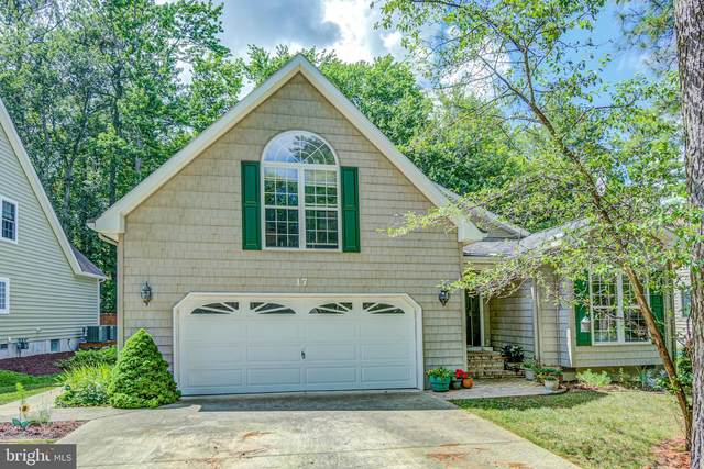17 Juneway Lane, OCEAN PINES, MD 21811 (#MDWO115080) :: RE/MAX Coast and Country