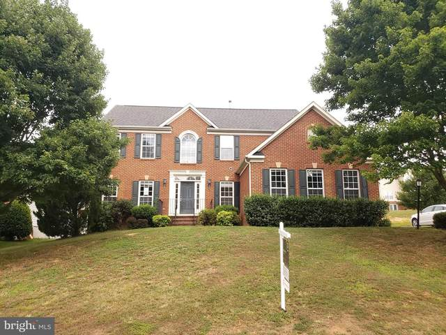 208 Whispering Woods Place, GORDONSVILLE, VA 22942 (#VALA121536) :: Gail Nyman Group