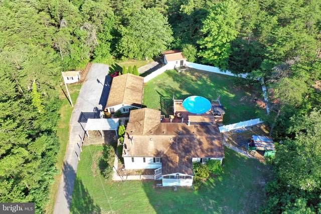 1091 Mitchem, HEDGESVILLE, WV 25427 (#WVBE178574) :: John Smith Real Estate Group