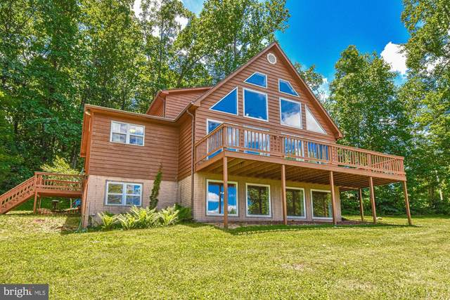 586 Tulip Poplar Drive, LINDEN, VA 22642 (#VAWR140810) :: Jacobs & Co. Real Estate