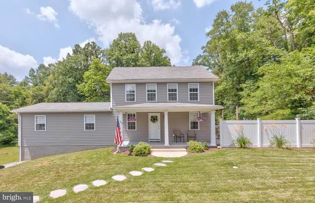 396 Peach Glen Road, GARDNERS, PA 17324 (#PACB125636) :: Shamrock Realty Group, Inc