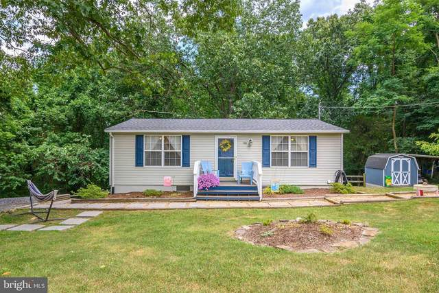 98 Persimmon Drive, FRONT ROYAL, VA 22630 (#VAWR140812) :: Jacobs & Co. Real Estate