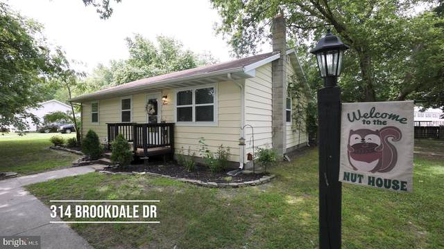 314 Brookdale Drive, SALISBURY, MD 21804 (#MDWC108850) :: Shamrock Realty Group, Inc