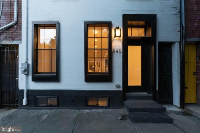 845 N 5TH Street, PHILADELPHIA, PA 19123 (#PAPH914166) :: Shamrock Realty Group, Inc