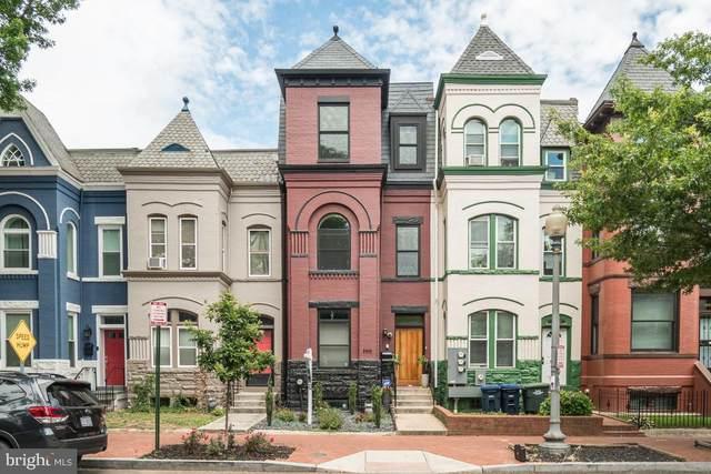 1911 2ND Street NW, WASHINGTON, DC 20001 (#DCDC477042) :: Fairfax Realty of Tysons