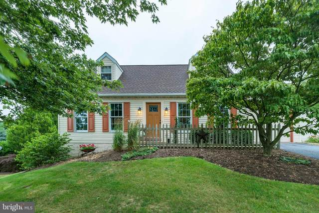 345 Douts Hill Road, HOLTWOOD, PA 17532 (#PALA166462) :: ExecuHome Realty