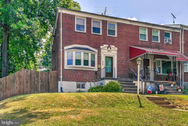 1647 Walterswood Road, BALTIMORE, MD 21239 (#MDBA516918) :: SP Home Team