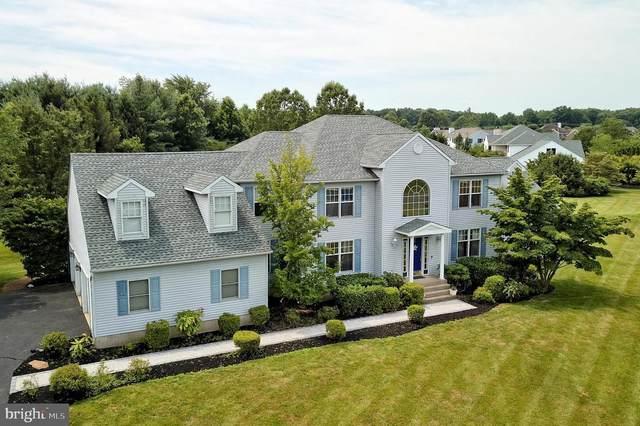 206 Patricia Lane, ROBBINSVILLE, NJ 08691 (#NJME298506) :: Larson Fine Properties