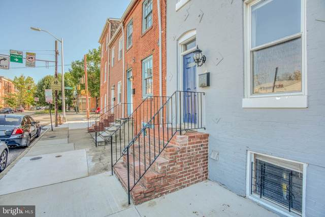807 S Hanover Street, BALTIMORE, MD 21230 (#MDBA516920) :: The Putnam Group