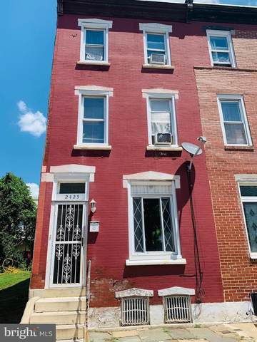 2425 Turner Street, PHILADELPHIA, PA 19121 (#PAPH914244) :: Bob Lucido Team of Keller Williams Integrity