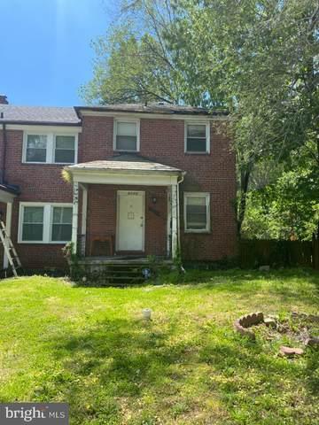 5173 Frederick Avenue, BALTIMORE, MD 21229 (#MDBA516934) :: Corner House Realty