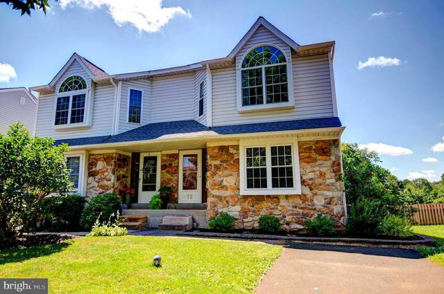 72 Pearl Drive, DOYLESTOWN, PA 18901 (#PABU501506) :: Bob Lucido Team of Keller Williams Integrity