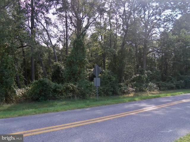 Phillips Landing Roa Route 496, LAUREL, DE 19956 (#DESU164514) :: Bob Lucido Team of Keller Williams Integrity