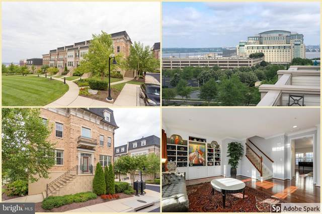 511 Rampart Way #20, OXON HILL, MD 20745 (#MDPG574274) :: Shamrock Realty Group, Inc