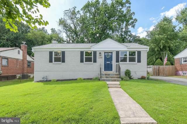11908 Rocking Horse Road, ROCKVILLE, MD 20852 (#MDMC716162) :: Potomac Prestige Properties