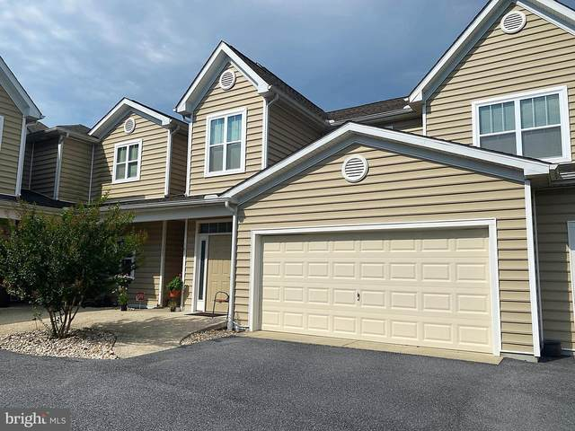 161 Rock Ledge Court 6603C, MILFORD, DE 19963 (#DESU164532) :: RE/MAX Coast and Country