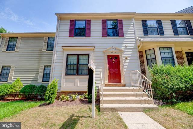 8603 Pin Oak Drive, SPRINGFIELD, VA 22153 (#VAFX1141142) :: The Team Sordelet Realty Group
