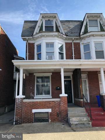 2319 N 4TH Street, HARRISBURG, PA 17110 (#PADA123420) :: Century 21 Home Advisors