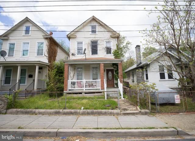 3363 Brothers Place SE, WASHINGTON, DC 20032 (#DCDC477122) :: Shamrock Realty Group, Inc