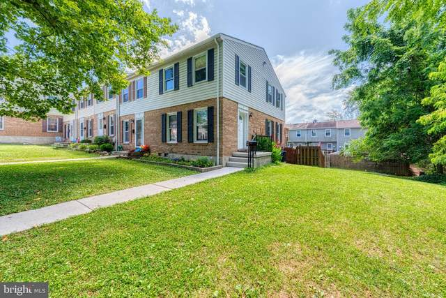 21 Dunnett Court 4K, BALTIMORE, MD 21236 (#MDBC499856) :: ExecuHome Realty
