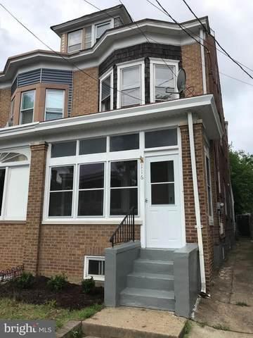 116 Dayton Street, TRENTON, NJ 08610 (#NJME298538) :: Bob Lucido Team of Keller Williams Integrity