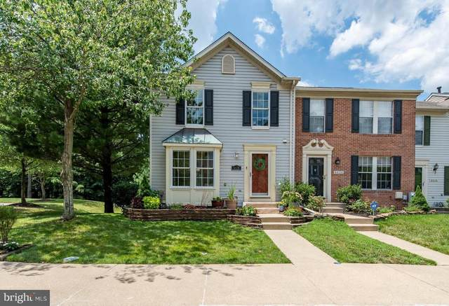 6628 Cambria Terrace, ELKRIDGE, MD 21075 (#MDHW282296) :: John Smith Real Estate Group