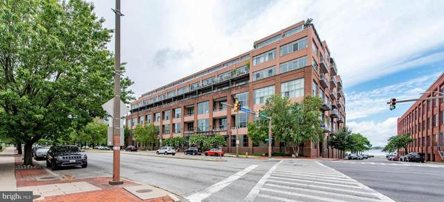 2901 Boston Street #504, BALTIMORE, MD 21224 (#MDBA516974) :: Bob Lucido Team of Keller Williams Integrity