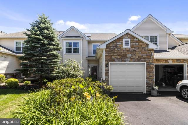 203 Canterbury Court, BLUE BELL, PA 19422 (#PAMC656202) :: ExecuHome Realty