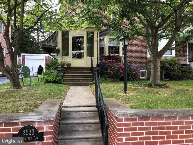 2523 Mansfield Avenue, DREXEL HILL, PA 19026 (#PADE522600) :: Keller Williams Real Estate