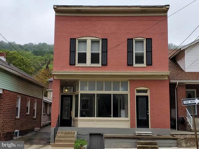 718 Frederick Street, CUMBERLAND, MD 21502 (#MDAL134692) :: CENTURY 21 Core Partners