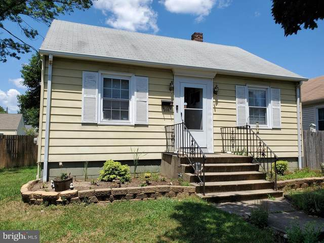 206 Edmund Street, TRENTON, NJ 08610 (#NJME298544) :: Larson Fine Properties
