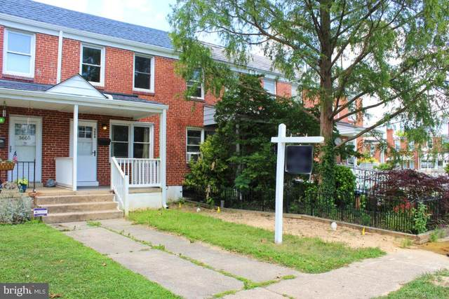 3606 Clarenell Road, BALTIMORE, MD 21229 (#MDBA516986) :: ExecuHome Realty
