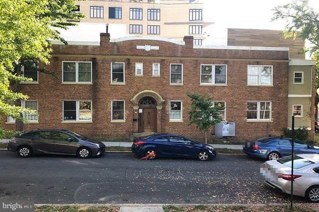 3701 9TH Street NW #2, WASHINGTON, DC 20010 (#DCDC477170) :: Corner House Realty