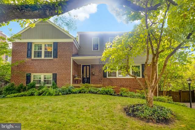 9205 Cypress Avenue, BETHESDA, MD 20814 (#MDMC716254) :: Speicher Group of Long & Foster Real Estate