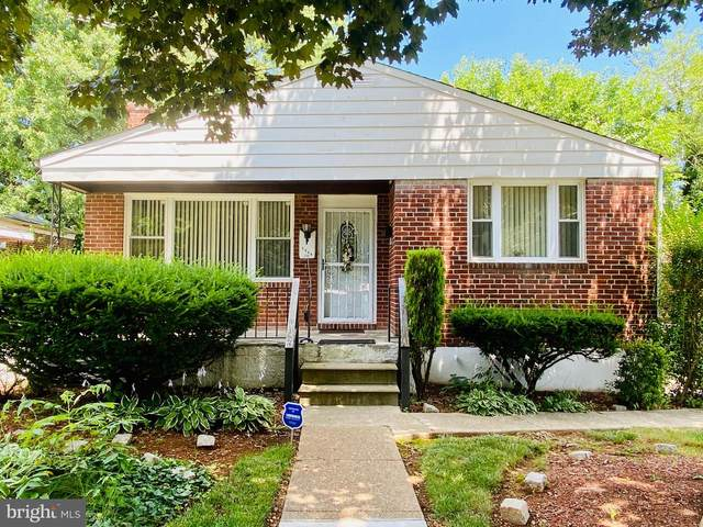 5506 Cadillac Avenue, BALTIMORE, MD 21207 (#MDBA517004) :: Bob Lucido Team of Keller Williams Integrity