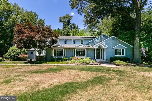 1208 Cotswold Lane, CHERRY HILL, NJ 08034 (MLS #NJCD397802) :: The Dekanski Home Selling Team