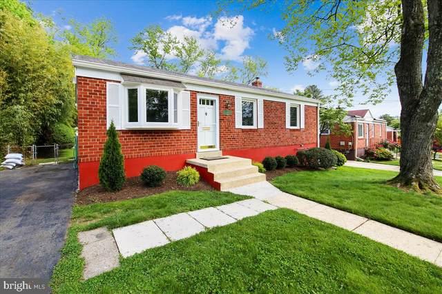 11811 Rocking Horse Road, ROCKVILLE, MD 20852 (#MDMC716302) :: Potomac Prestige Properties