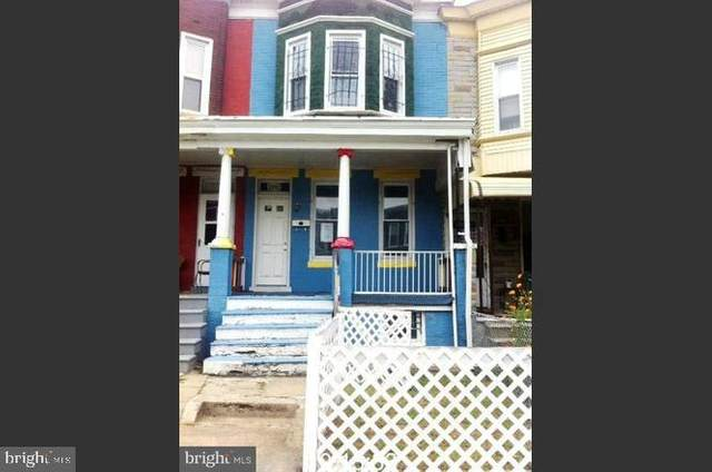 3002 Grayson Street, BALTIMORE, MD 21216 (#MDBA517032) :: Bob Lucido Team of Keller Williams Integrity