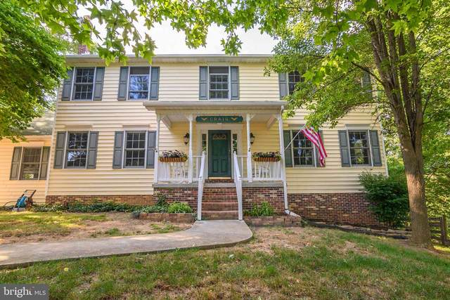 152 Windsor Court, FRONT ROYAL, VA 22630 (#VAWR140832) :: Blackwell Real Estate