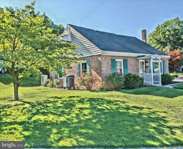96 Oneida Road, CAMP HILL, PA 17011 (#PACB125688) :: John Smith Real Estate Group