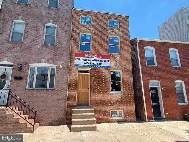 1229 S Clinton Street, BALTIMORE, MD 21224 (#MDBA517040) :: The Schiff Home Team